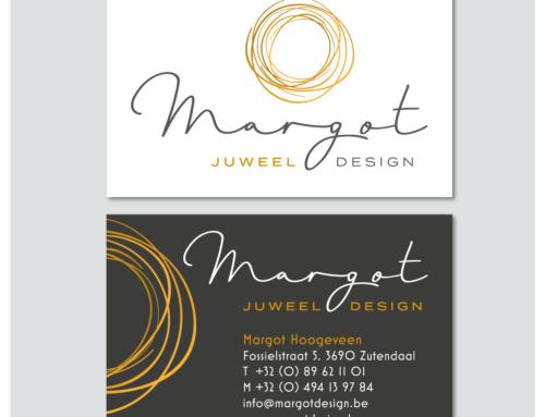 Huisstijl Margot Juweel Design